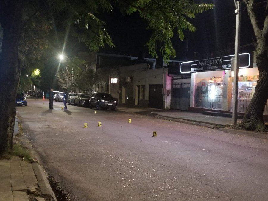 Atacaron a balazos la Base de Investigaciones de la Policía en Las Piedras