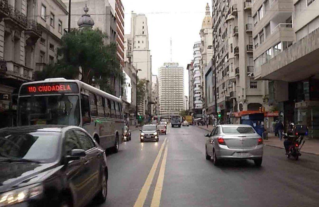 Paro general del transporte este martes por el asesinato de un taxista en Pando