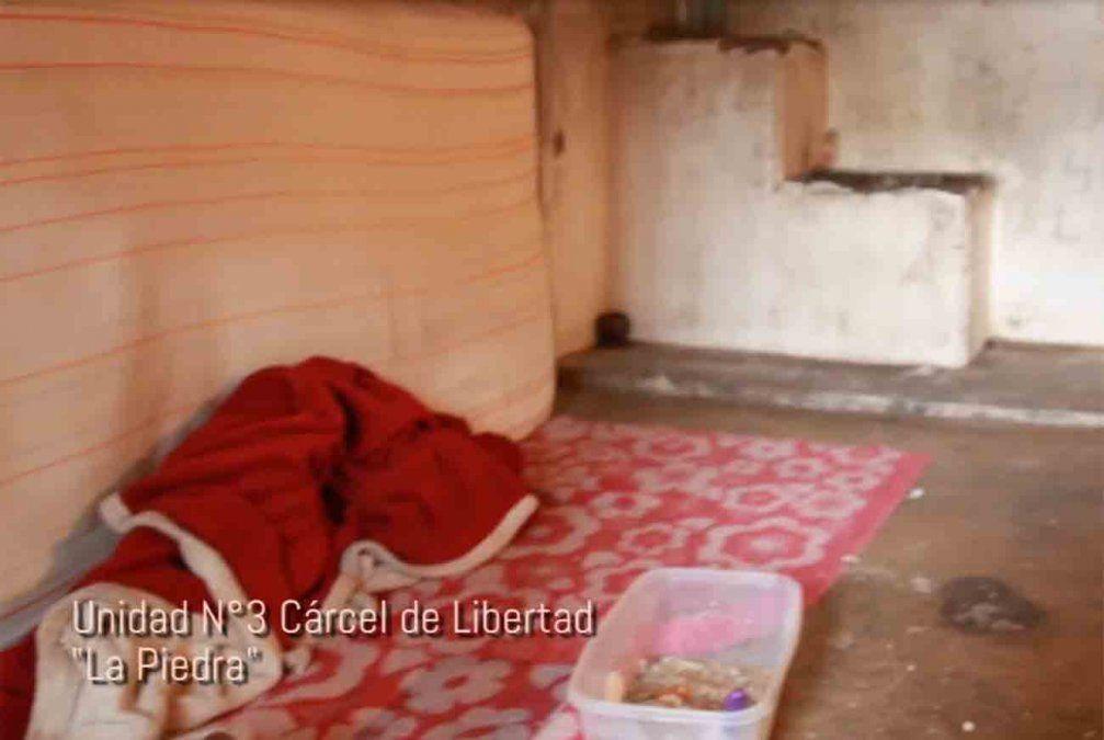 Larrañaga presentó el Plan dignidad para cárceles: 1.900 presos duermen en el piso