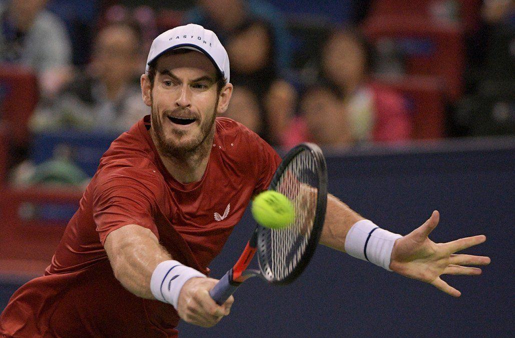 Andy Murray renuncia a jugar su último partido en torneo de exhibición británico