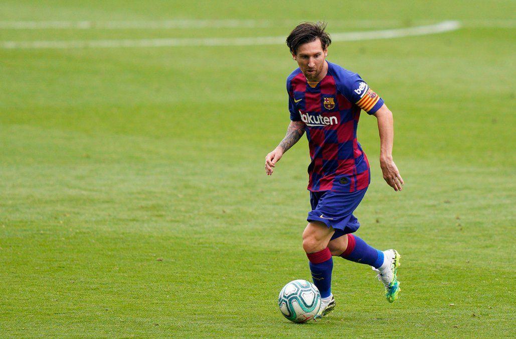 Messi sigue con cuatro goles de ventaja sobre Benzema en LaLiga