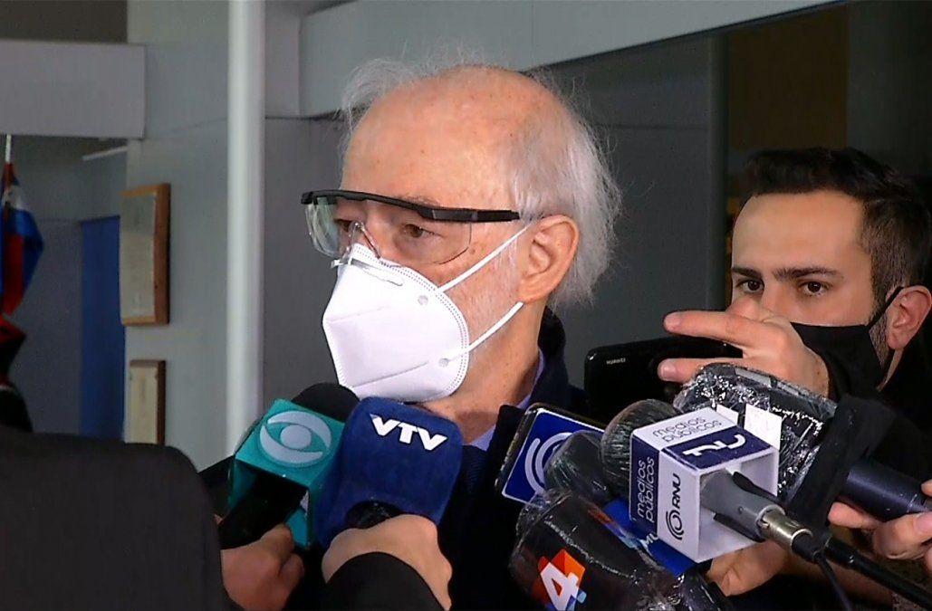 Buquebus: López Mena optimista que en 10-15 días volverán las frecuencias regulares