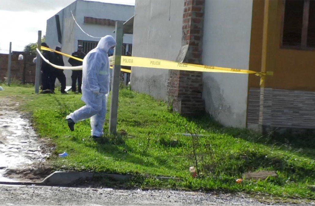 Se entregó el hombre que asesinó a la menor de 14 años en Rivera