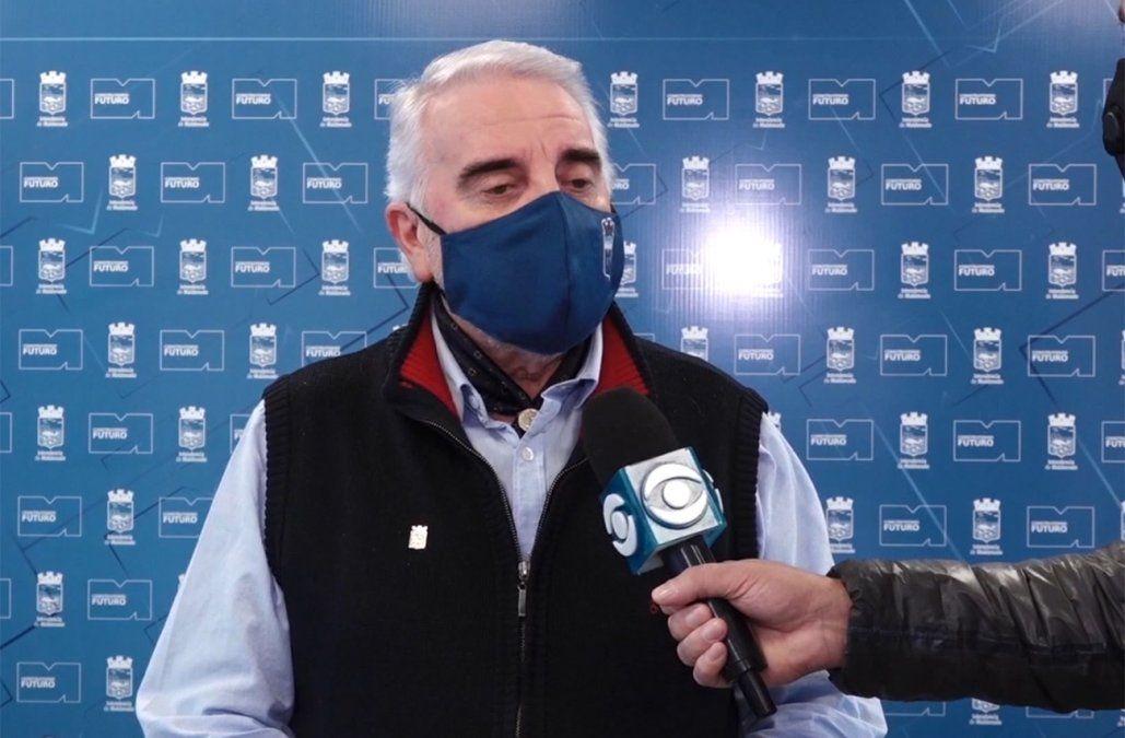 Intendente de Maldonado molesto con casos importados de Covid pide controles más estrictos