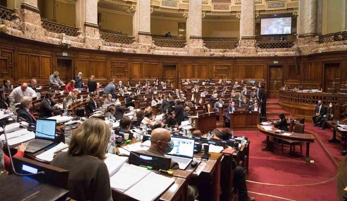 Diputados aprobó la LUC y ahora pasará a votarse en Senadores