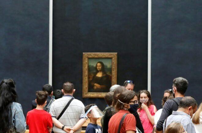 Tras el confinamiento, el Louvre de París reabre sus puertas este lunes