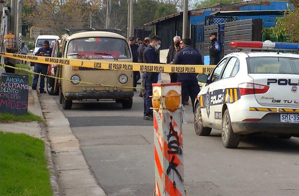 Buscan identificar al rapiñero que asesinó a un repartidor de un balazo en la cabeza