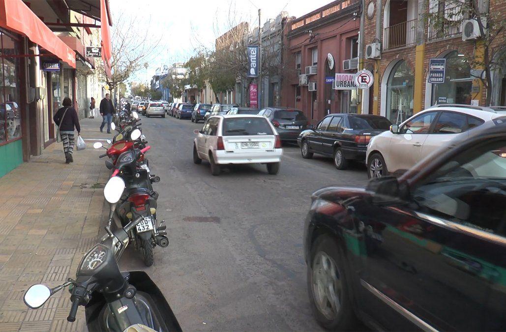 Inspector de tránsito está en CTI tras ser atropellado y agredido por motociclistas