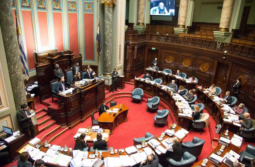 El Parlamento termina de aprobar la LUC este miércoles y la envía al Ejecutivo