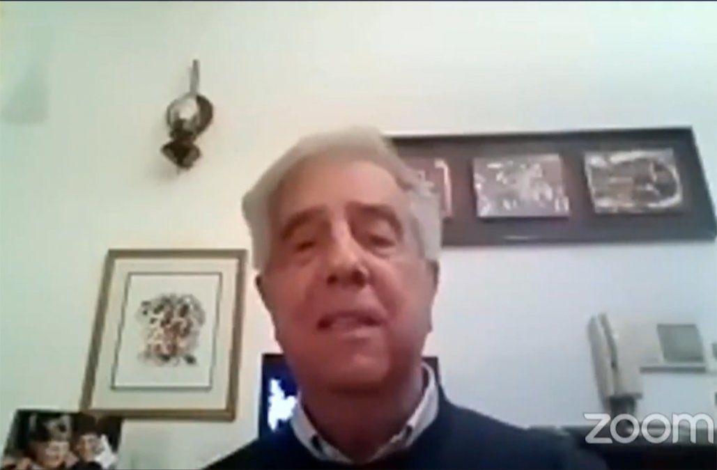 Vázquez calificó a la coalición de gobierno como una bolsa de retazos