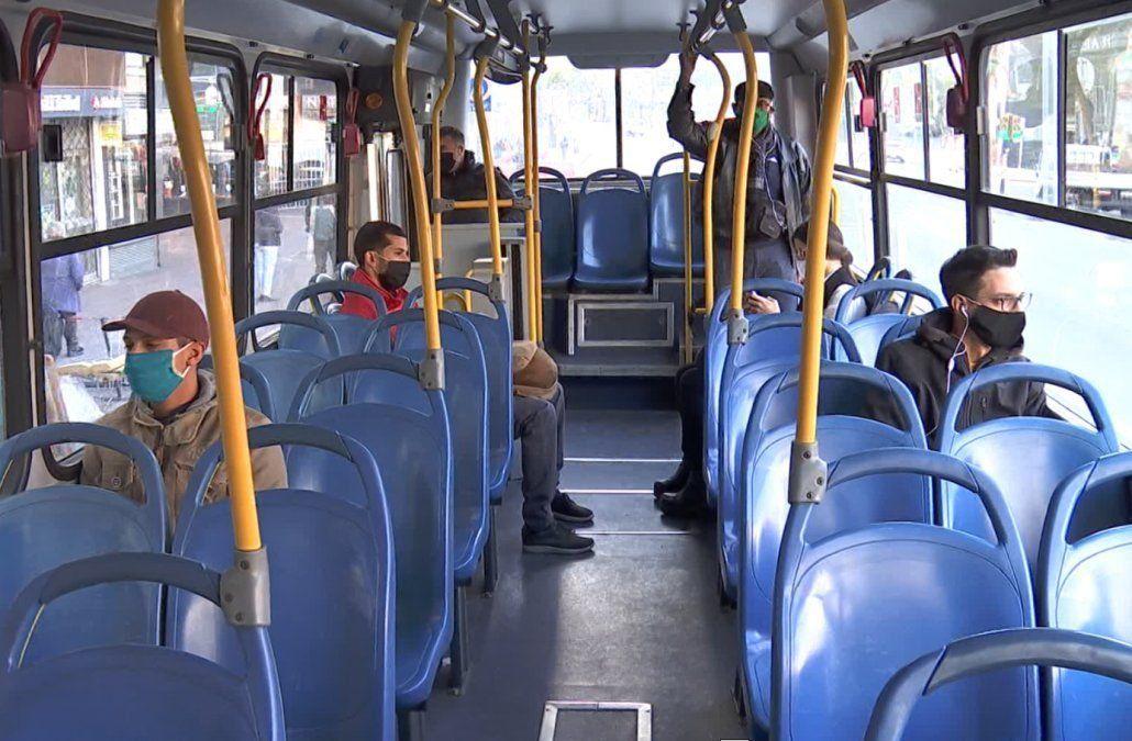 Solo el 2.5% de los ómnibus va lleno, dijo el presidente de Cutcsa