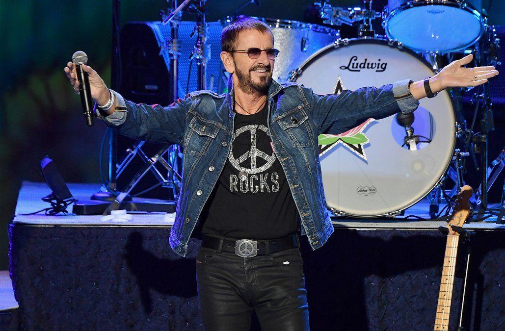 Ringo Starr celebró sus 80 años con paseo virtual por los éxitos de los Beatles
