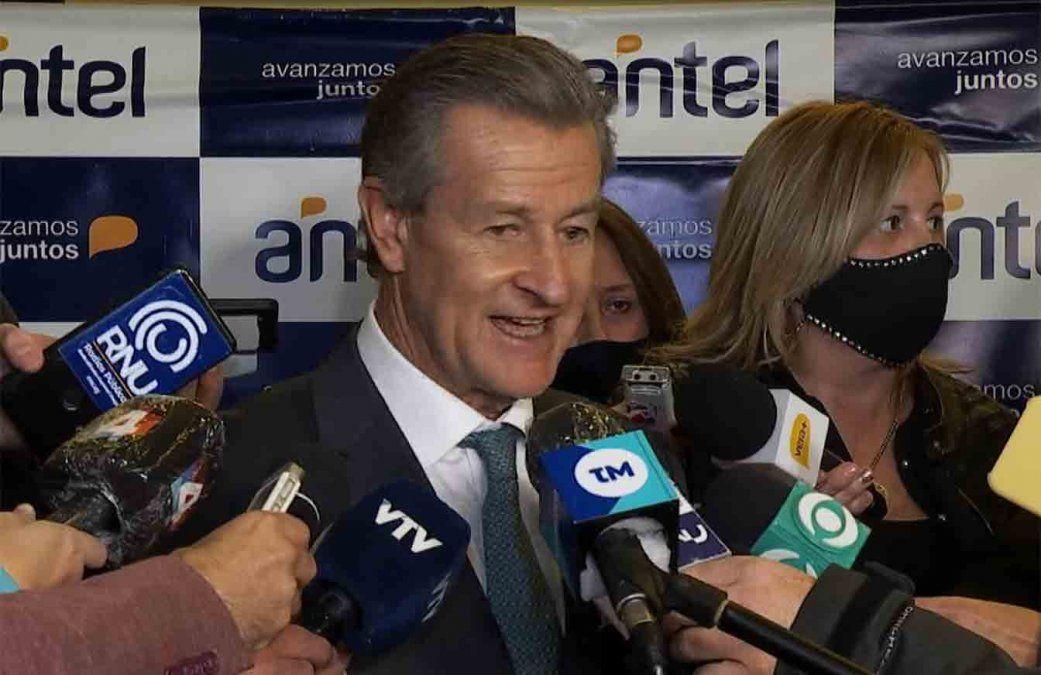 Asumió Gabriel Gurméndez como nuevo presidente de Antel