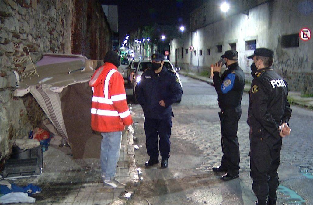 Presidencia planifica con Interior y Defensa más refugios para personas que viven en la calle