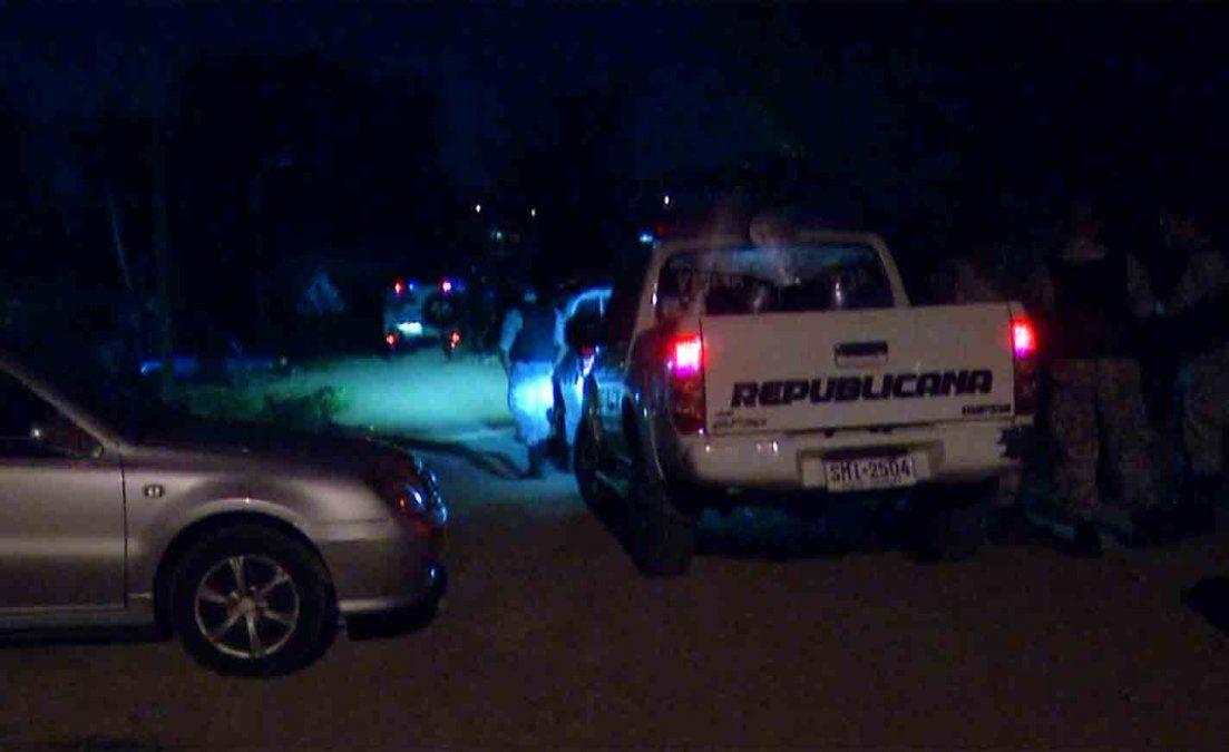 Policía investiga un enfrentamiento a balazos en el Marconi