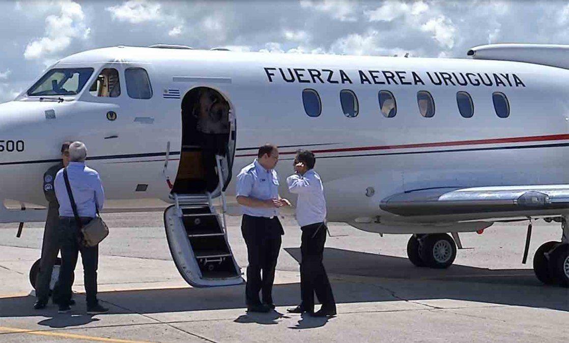 Gobierno deberá pagar unos US$ 45.000 por el mantenimiento del avión presidencial