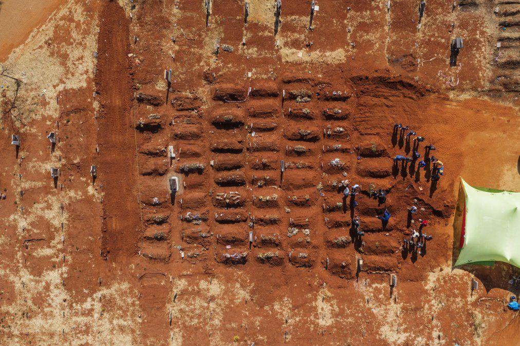 Cementerio Sudáfrica