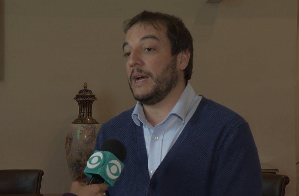 Di Candia ante críticas por su plan de empleo: son mezquinos y poco solidarios