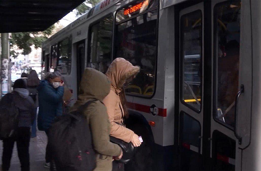 Más ómnibus en las calles: algunas líneas tendrán el 100% de las frecuencias