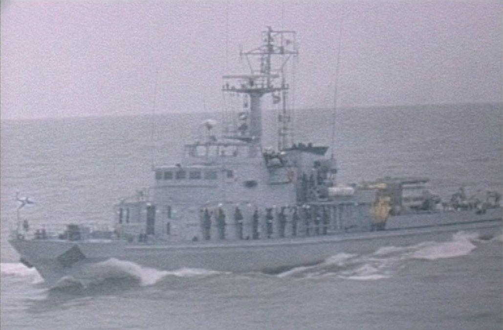 Se cumplen 20 años del hundimiento del barreminas Valiente, la peor tragedia de la Armada