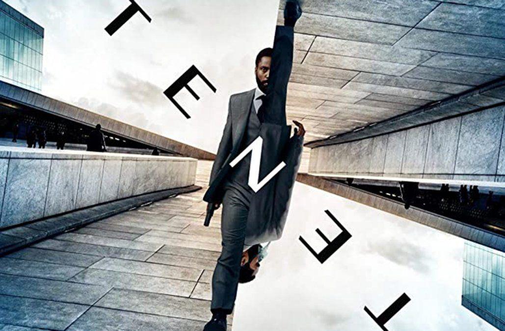 Tenet, misterioso thriller sobre la manipulación del tiempo