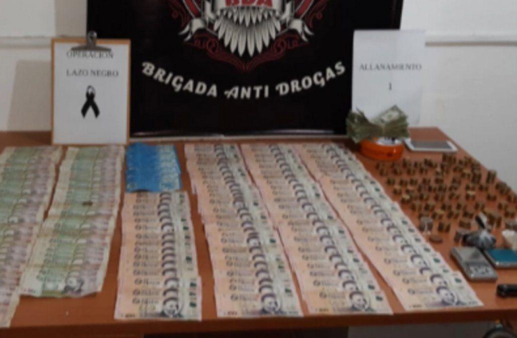 Seis condenados en Maldonado y Soriano tras operativos antidrogas