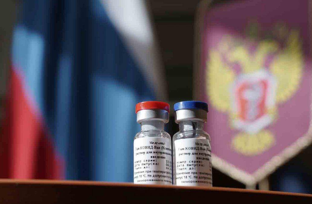 Rusia desarrolló la primera vacuna contra el coronavirus, anuncia Putin