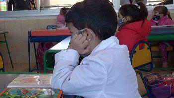 Suspenden las vacaciones escolares de primavera: evalúan dos opciones