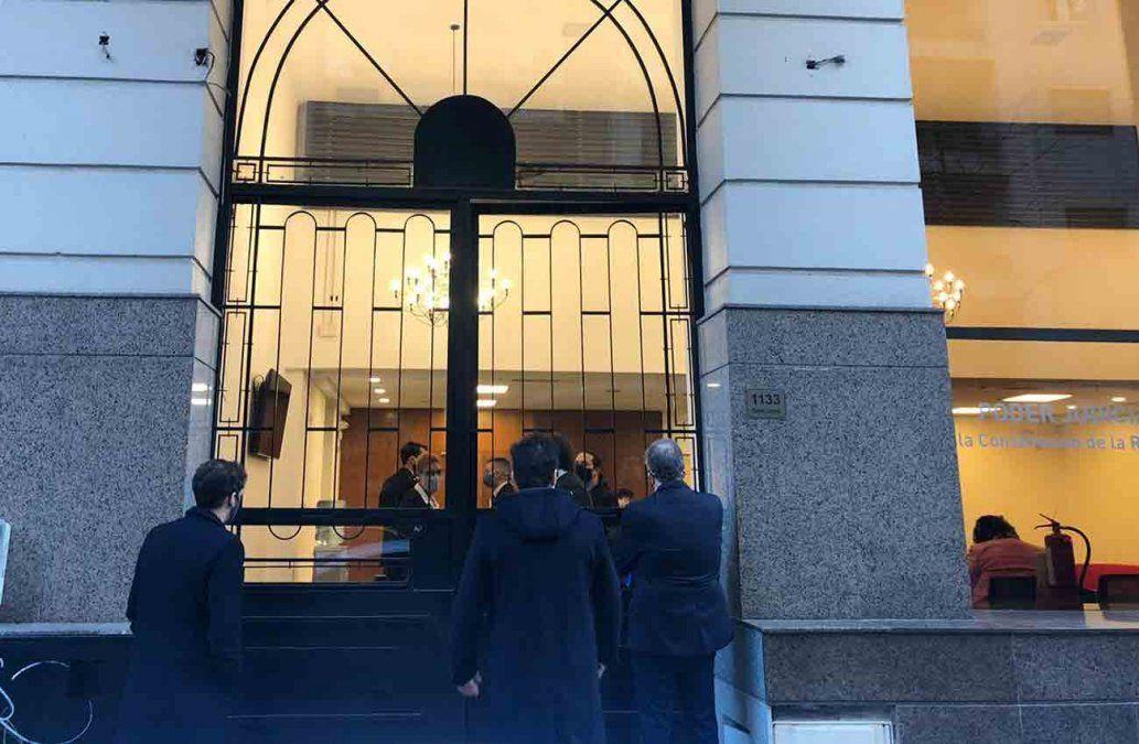 Levantan reserva del caso tras audiencia con los 21 imputados de la operación Océano