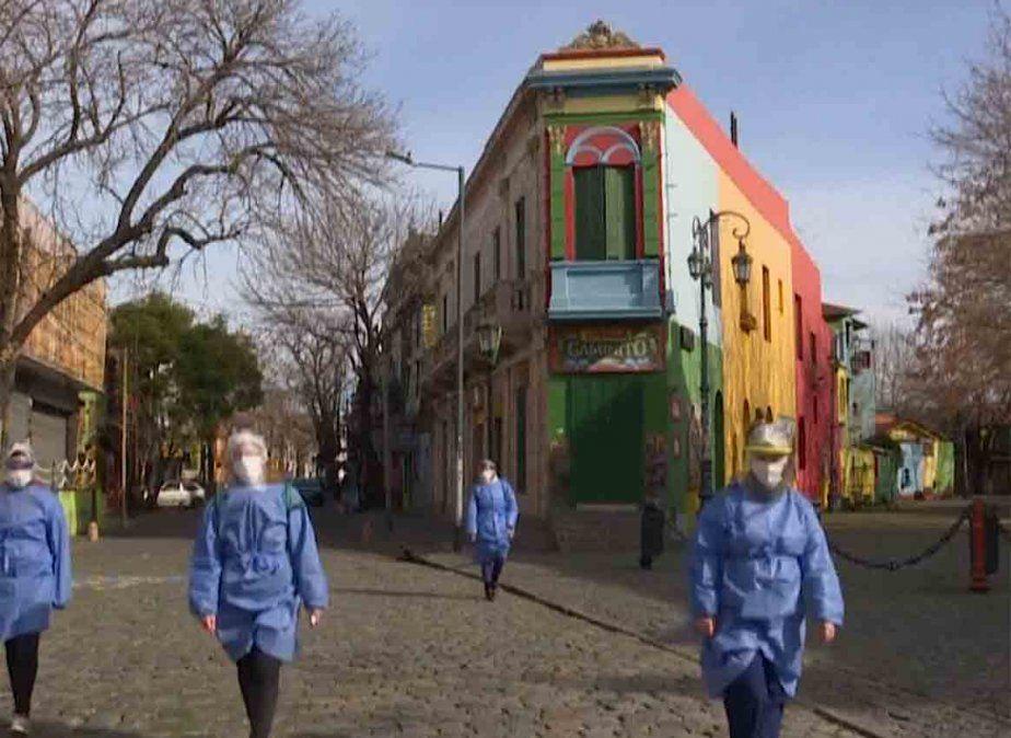 Argentina extendió la cuarentena obligatoria hasta el 30 de agosto