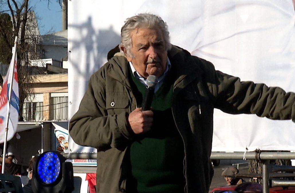 Mujica sobre denuncia por acoso en Maciel qué casualidad... ¿ahora se acuerdan?