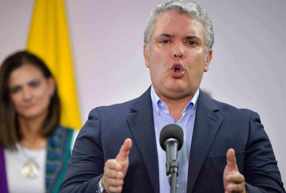 Ocho muertos en matanza en el suroeste de Colombia anunció Duque ...