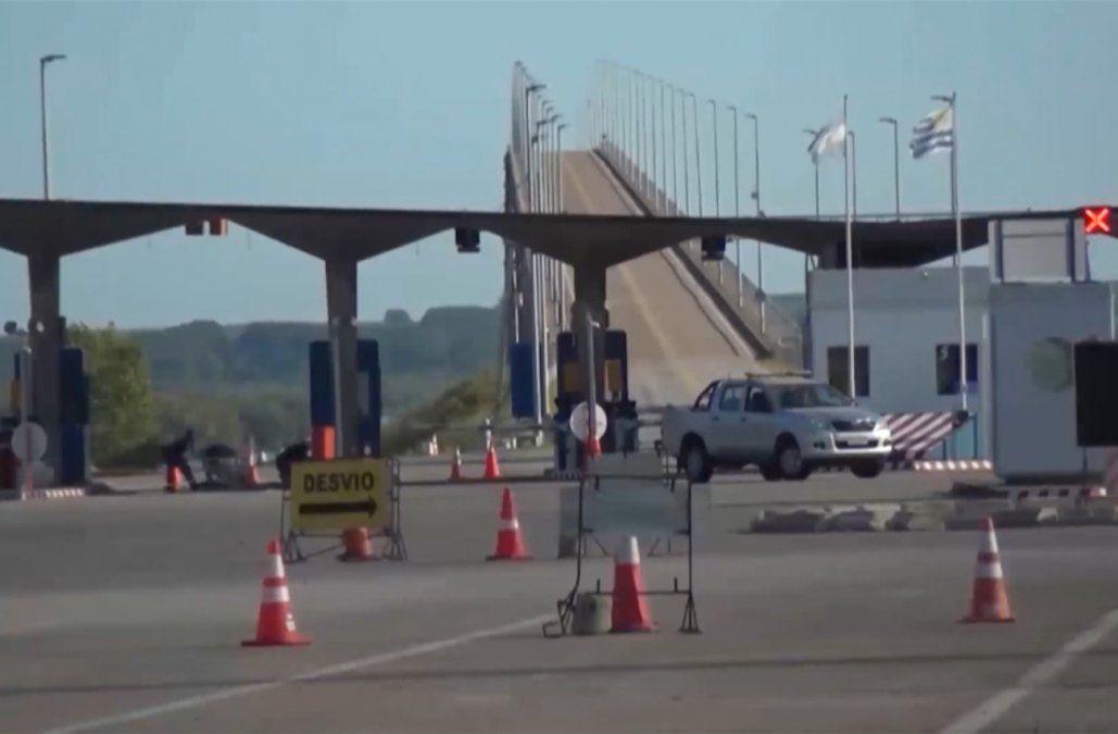 Argentina cerró sus fronteras con Uruguay y demás países limítrofes