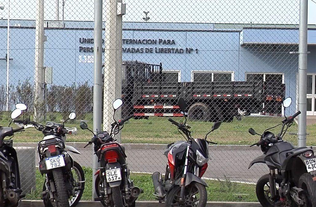 Una operadora penitenciaria de Punta de Rieles dio positivo de Covid-19