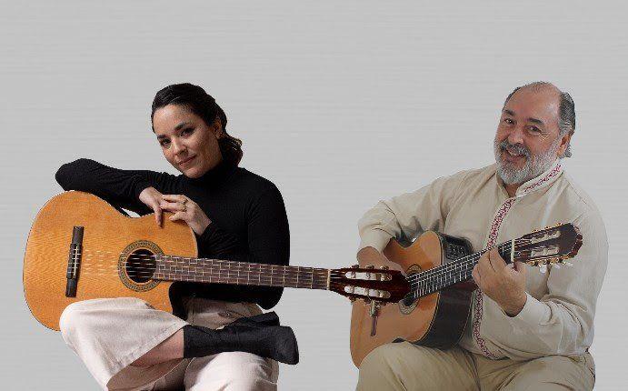 Melaní Luraschi y Eduardo Larbanois  presentan Elogiando al viento