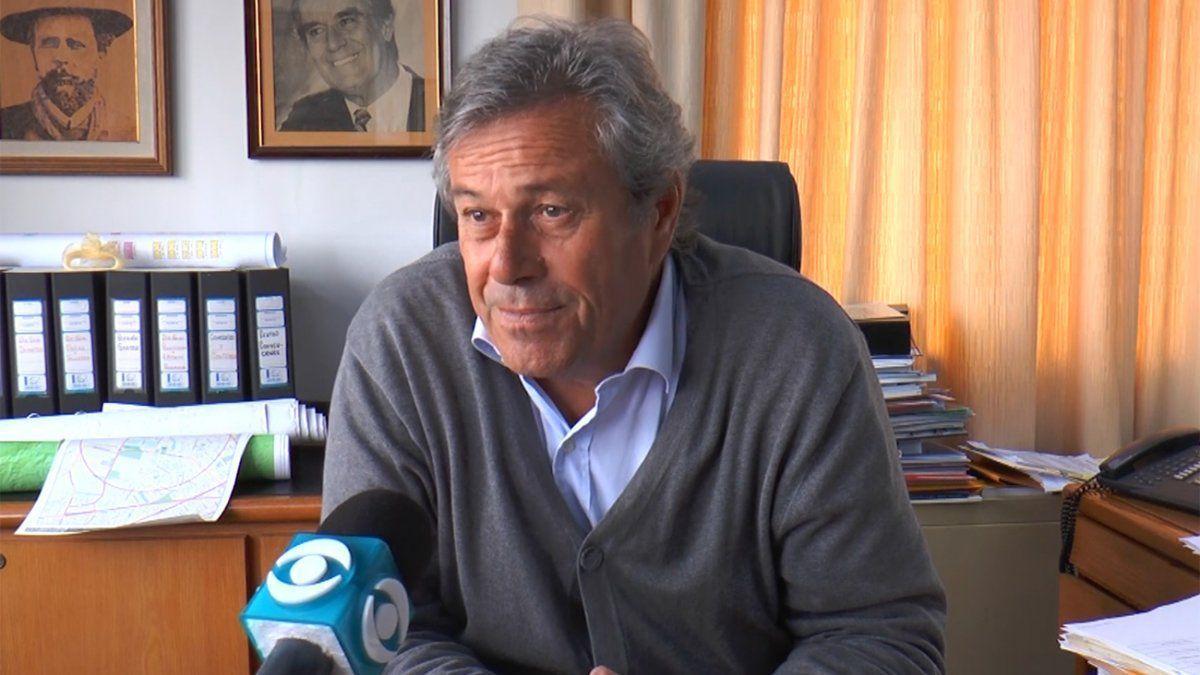 Enrique Antía se postula para la reelección. Su grupo quedó en minoría en la Junta