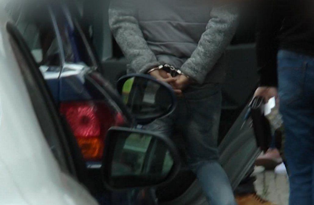 Primeros detenidos y condenados por resistencia al arresto, delito creado en la LUC
