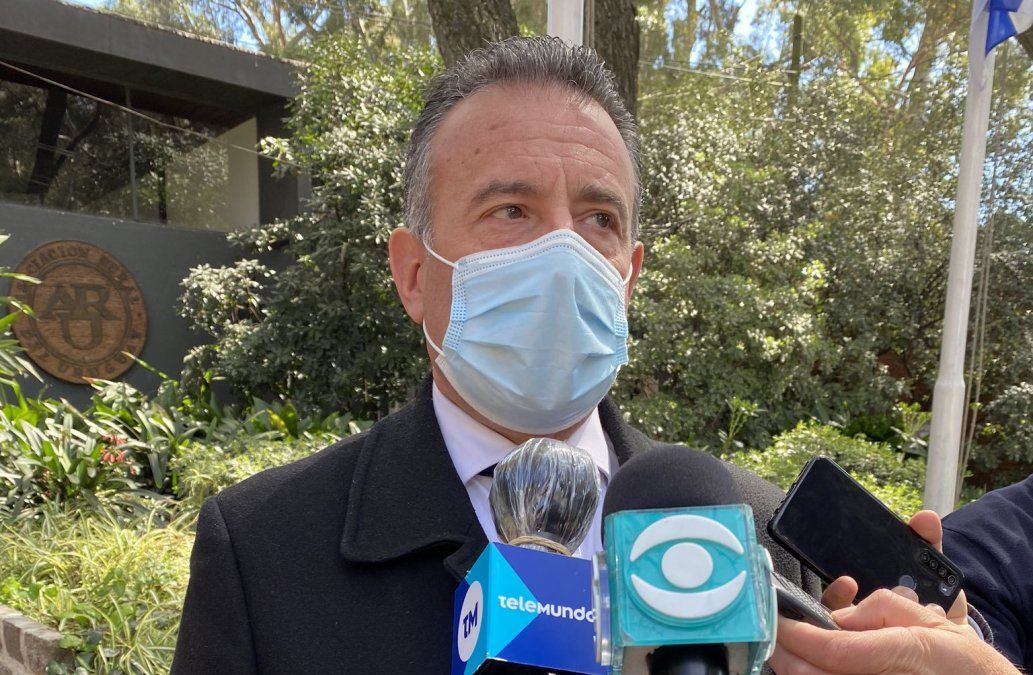 Falleció por coronavirus el paciente que estaba internado en CTI, informó Salinas