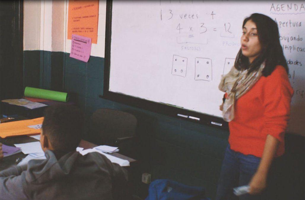 Enseña Uruguay  trabaja en centros educativos de contexto vulnerable