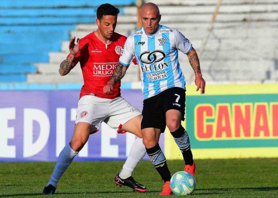 Cerro le ganó 1 a 0 a Rentistas por el Torneo Apertura
