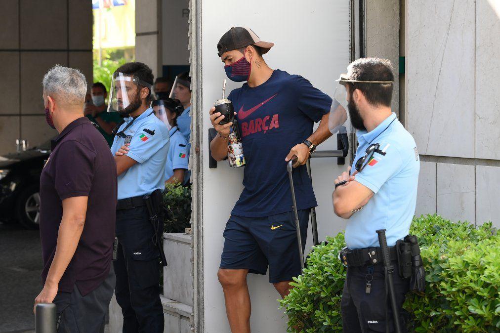 Suárez tiene todo arreglado con Atlético Madrid; falta que Barcelona le pague lo que le debe
