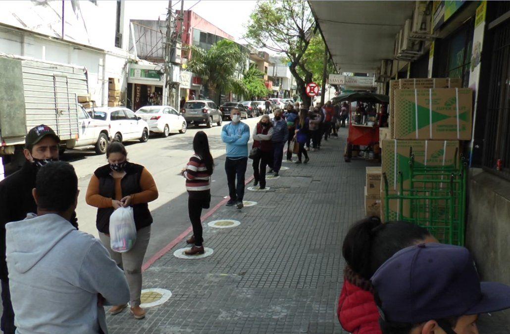 Rivera extrema controles por ingreso de miles de brasileños que llegan para hacer compras