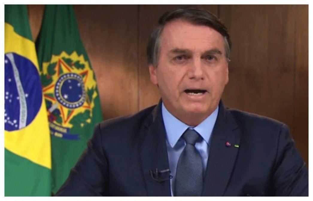 Bolsonaro denuncia ante Naciones Unidas campaña de desinfomación contra Amazonia y Pantanal