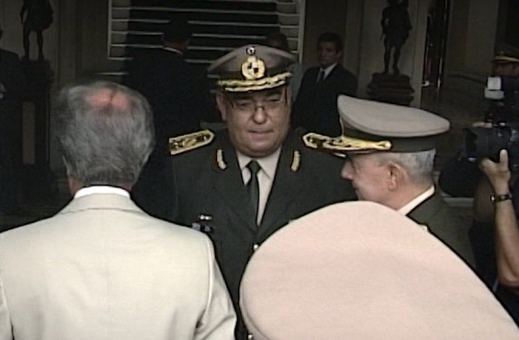 Fiscalía investiga a excomandante Carlos Díaz por ocultamiento de actas de Gilberto Vázquez