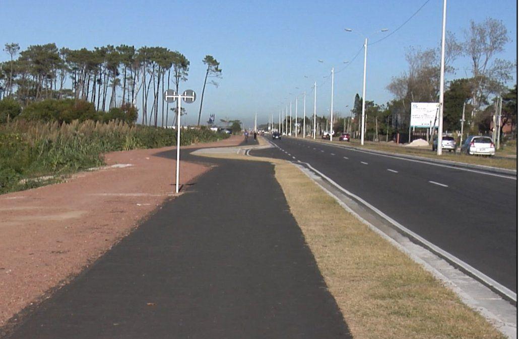 Orsi se propone continuar la rambla de Canelones hasta conectarla con la de Montevideo
