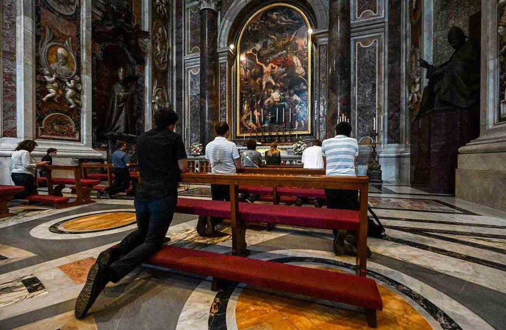 Roban una reliquia de Juan Pablo II en Italia