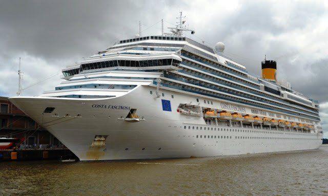 Costa Cruceros suspende su temporada veraniega por la crisis del Covid-19