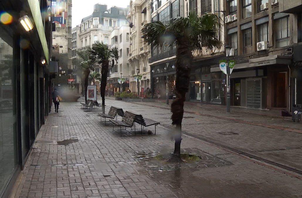 Los consejos de Meteorología para ir a votar un día ventoso y con lluvia
