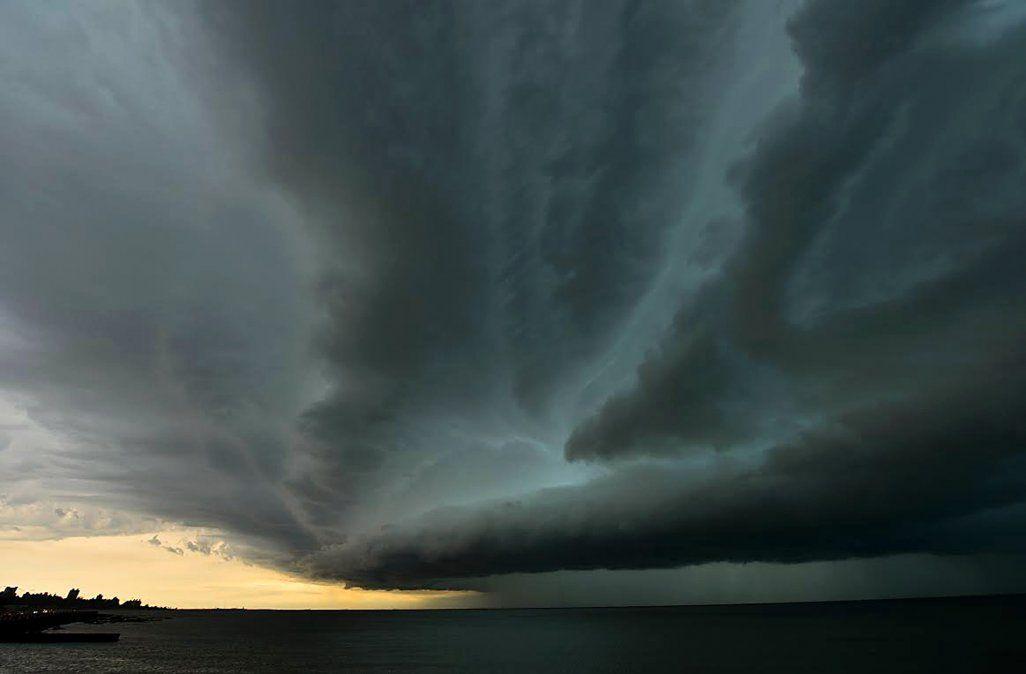 INUMET levantó las advertencias meteorológicas