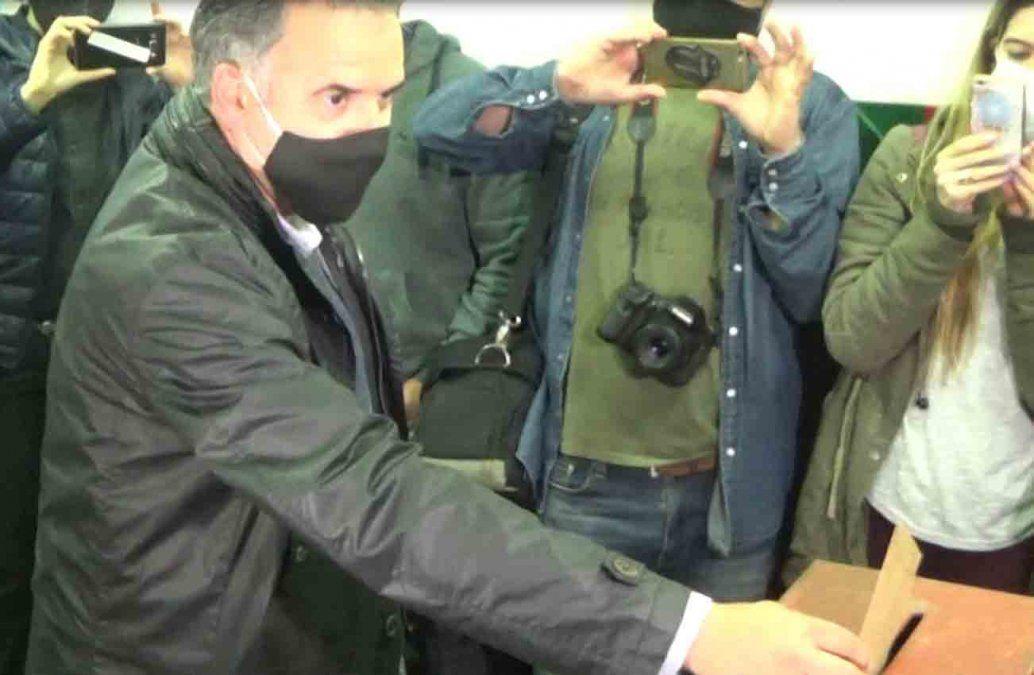 Yamandú Orsi: no hay que prometer, hay que asumir responsabilidades